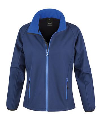 Ladies Printable Soft Shell Jacket – Bild 2