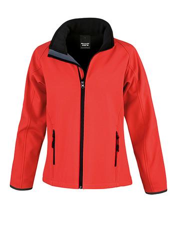Ladies Printable Soft Shell Jacket – Bild 5