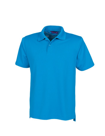 Men´s Coolplus Wicking Polo Shirt – Bild 12