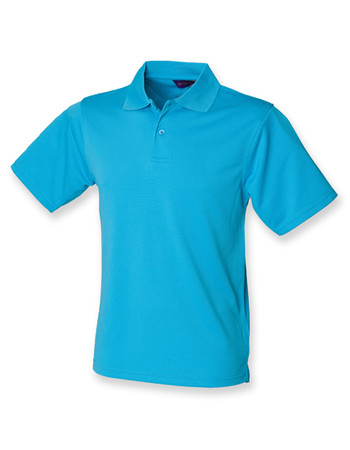 Men´s Coolplus Wicking Polo Shirt – Bild 13