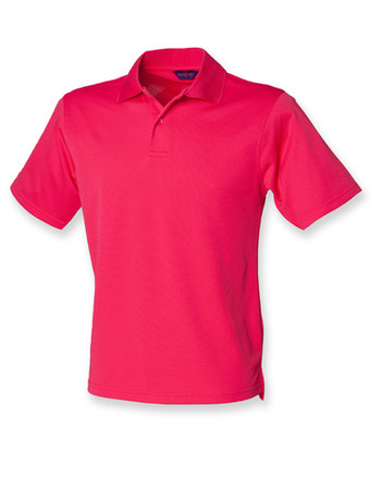 Men´s Coolplus Wicking Polo Shirt – Bild 3