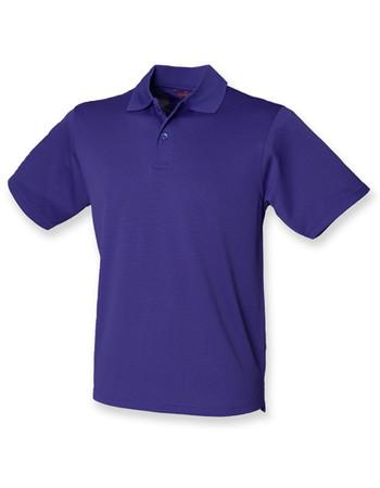 Men´s Coolplus Wicking Polo Shirt – Bild 4