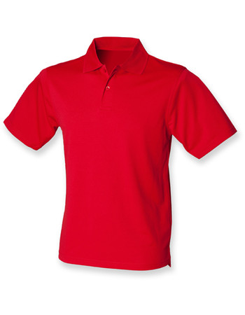 Men´s Coolplus Wicking Polo Shirt – Bild 7