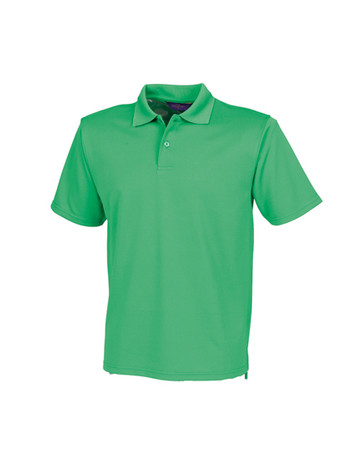 Men´s Coolplus Wicking Polo Shirt – Bild 8