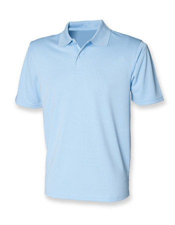 Men´s Coolplus Wicking Polo Shirt – Bild 9