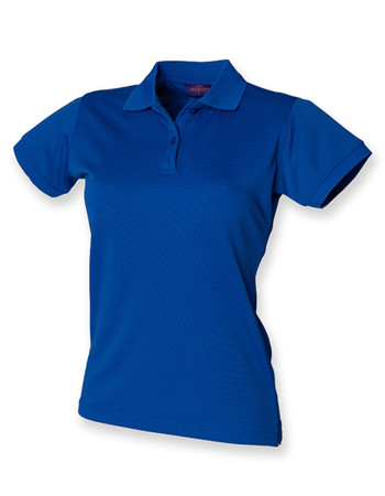 Ladies Coolplus Wicking Polo Shirt – Bild 11