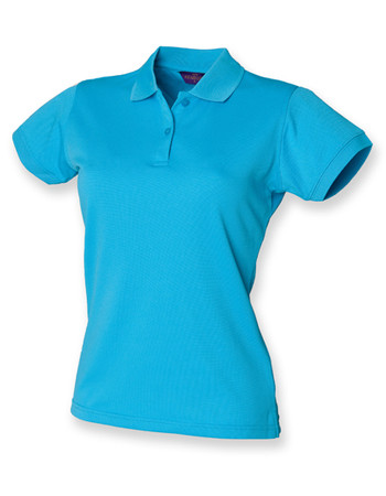 Ladies Coolplus Wicking Polo Shirt – Bild 13
