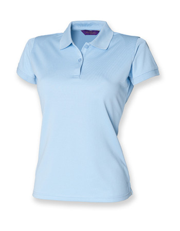 Ladies Coolplus Wicking Polo Shirt – Bild 15
