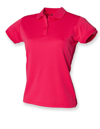 Ladies Coolplus Wicking Polo Shirt – Bild 3