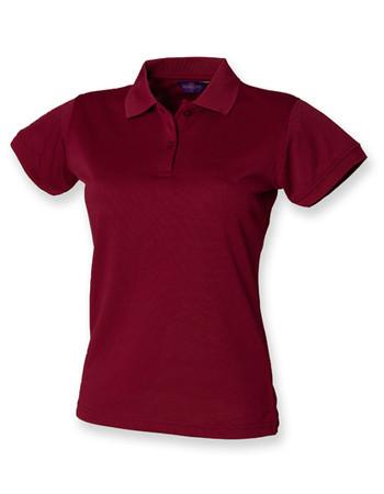 Ladies Coolplus Wicking Polo Shirt – Bild 5