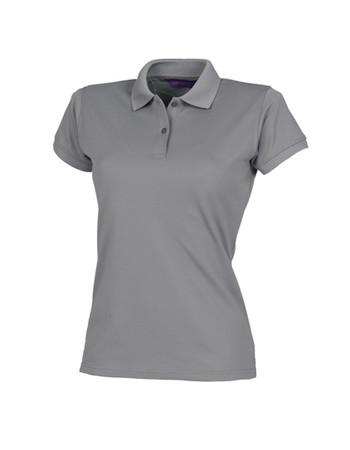 Ladies Coolplus Wicking Polo Shirt – Bild 6