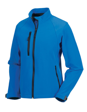 Ladies Softshell-Jacket – Bild 1