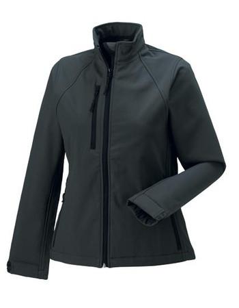 Ladies Softshell-Jacket – Bild 6
