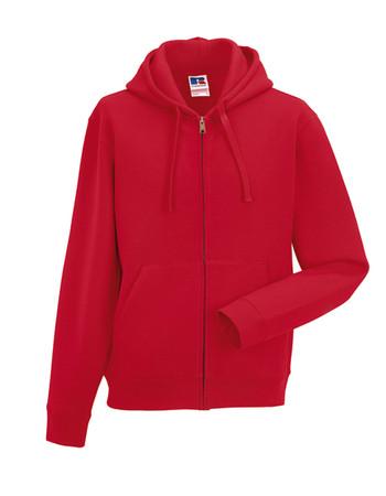 Authentic Zipped Hood – Bild 4