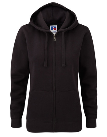 Ladies Authentic Zipped Hood – Bild 2