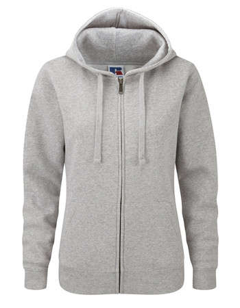 Ladies Authentic Zipped Hood – Bild 7
