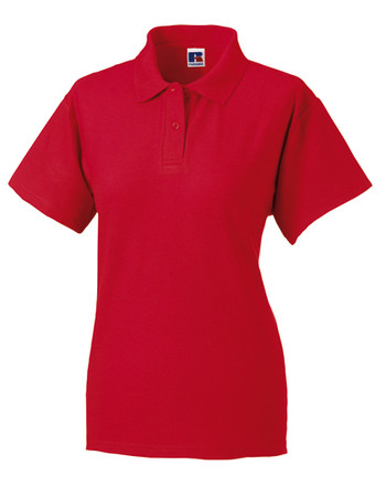 Ladies Poloshirt 65/35 – Bild 5