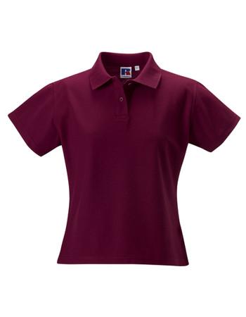 Ladies´ Ultimate Cotton Polo – Bild 4