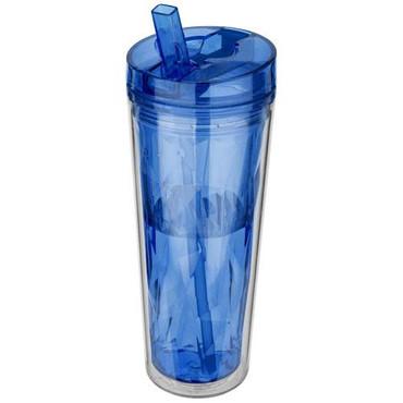 Hot & Cold Flip 'n Sip Geometrische Isolierflasche – Bild 2