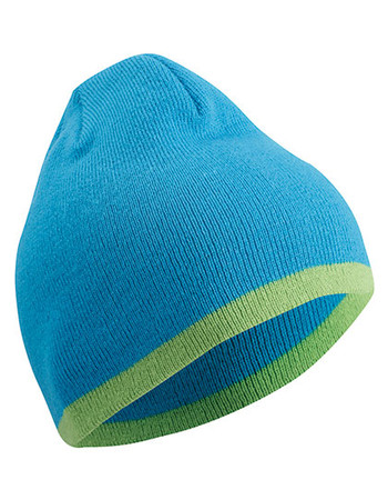 Beanie with Contrasting Border – Bild 12