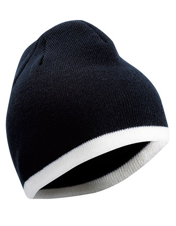 Beanie with Contrasting Border – Bild 3