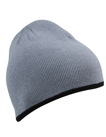 Beanie with Contrasting Border – Bild 4