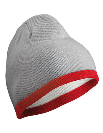Beanie with Contrasting Border – Bild 6