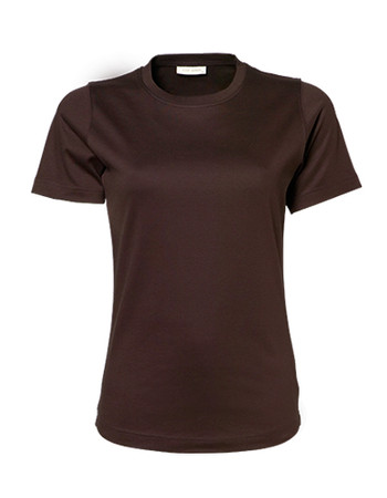 Ladies Interlock T-Shirt – Bild 3