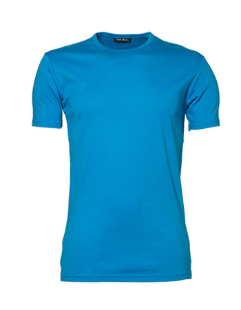 Mens Interlock Bodyfit T-Shirt – Bild 1