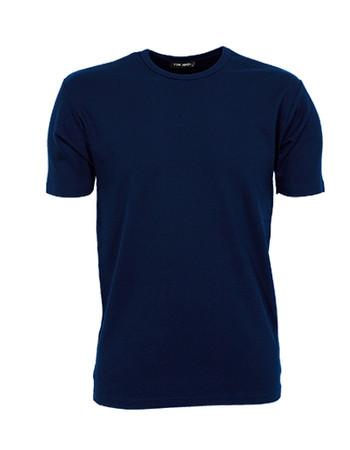 Mens Interlock Bodyfit T-Shirt – Bild 10