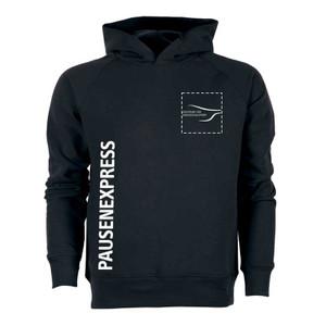 Pausenexpress - Hooded Sweatshirt Herren 001