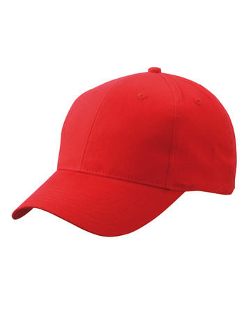 Brushed 6-Panel Cap – Bild 15