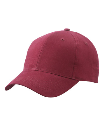 Brushed 6-Panel Cap – Bild 4