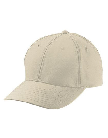 6-Panel Polyester Peach Cap – Bild 2