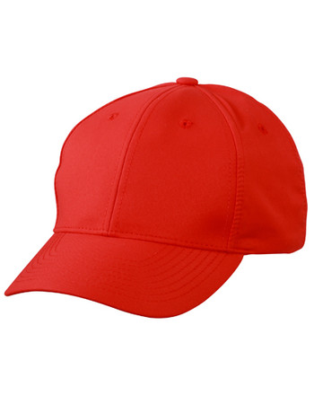 6-Panel Polyester Peach Cap – Bild 11