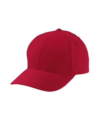6-Panel Polyester Peach Cap – Bild 10