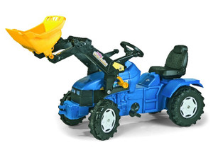 Rolly Toys New Holland TD 5050 mit Lader 001