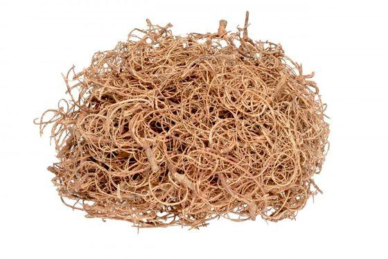 Curly Moos natur 50g – Bild