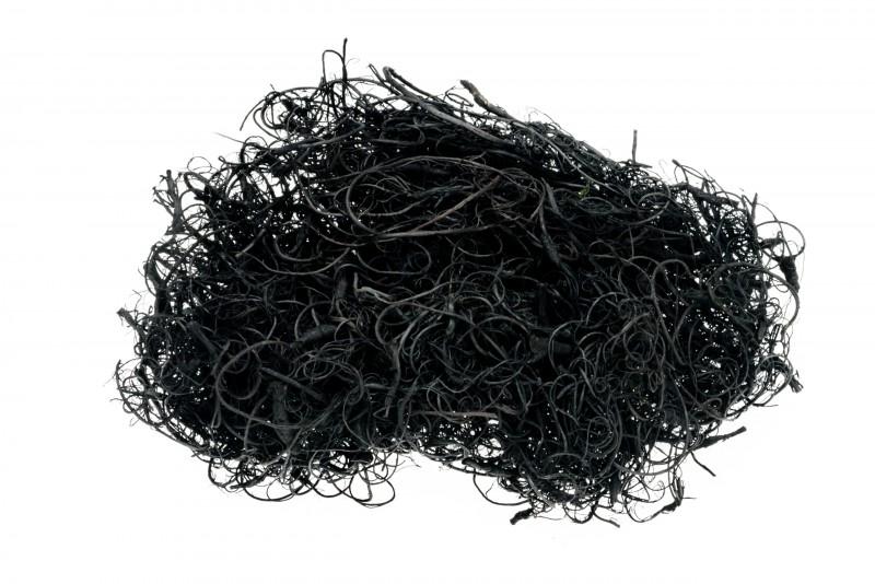 Curly Moos schwarz 50g