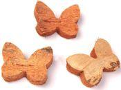 Kokos Schmetterling natur 100 Stk. – Bild 2