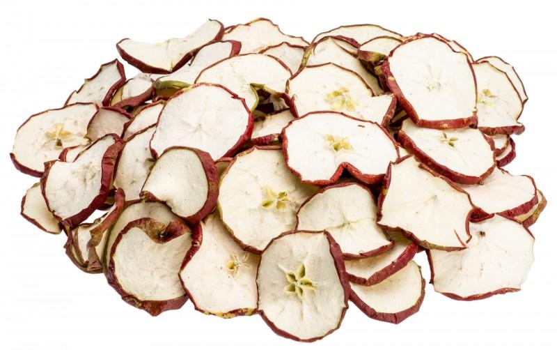 Apfelscheiben rot 250g Btl.