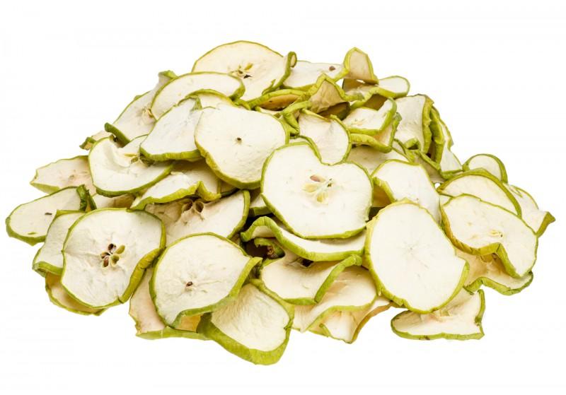 Apfelscheiben grün 250g Btl.