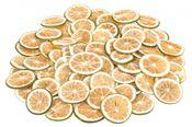 Limonen Scheiben Deko Limonen Fruchtscheiben – Bild 1