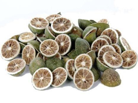 Limone halbiert 250g Btl.| Deko Limone