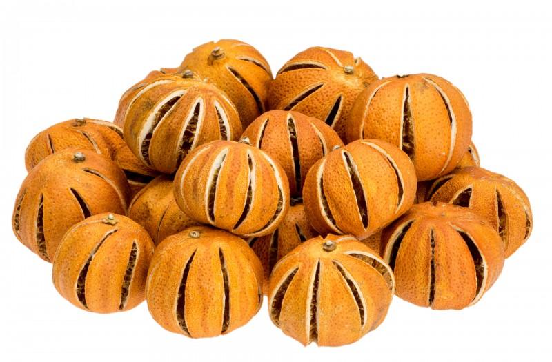 Mandarine ganz getrocknet 250g Btl.