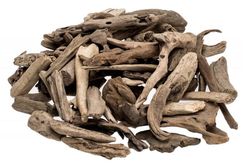 Treibholz natur 0,5kg | Dekoholz