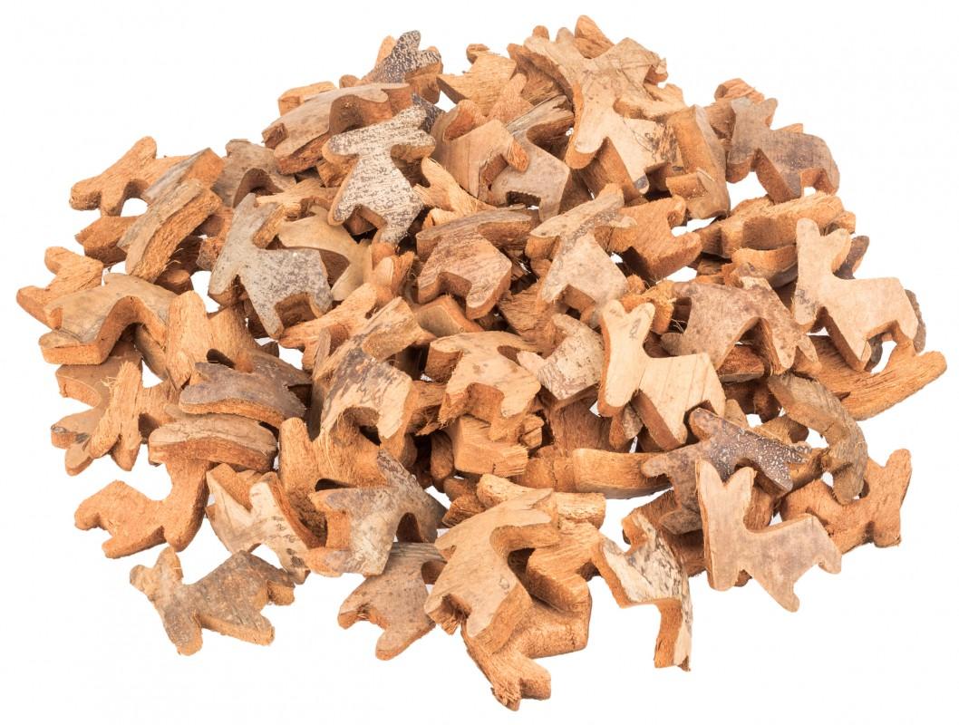 Kokos Rentier natur 100 Stück