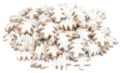 Kokos Tannenbaum weiß 100 Stück  – Bild 1