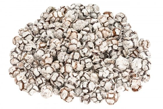 Zypressen Zapfen 1kg weiß – Bild