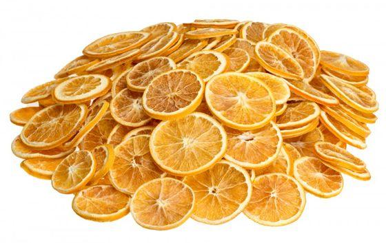 Orangen Scheiben getrocknet 500g – Bild